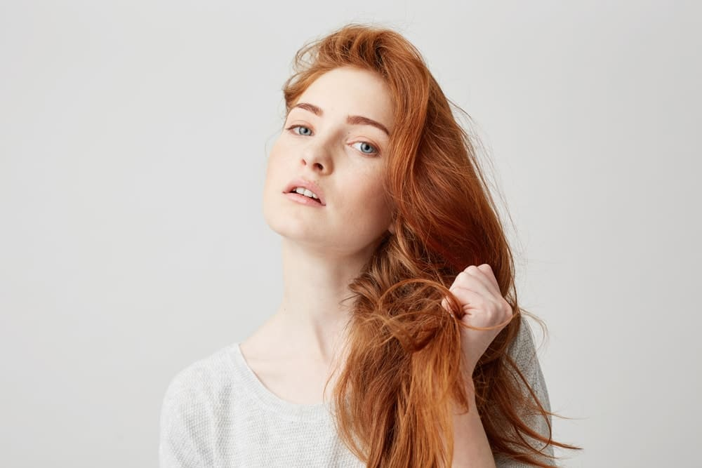 That would redhead vogue models